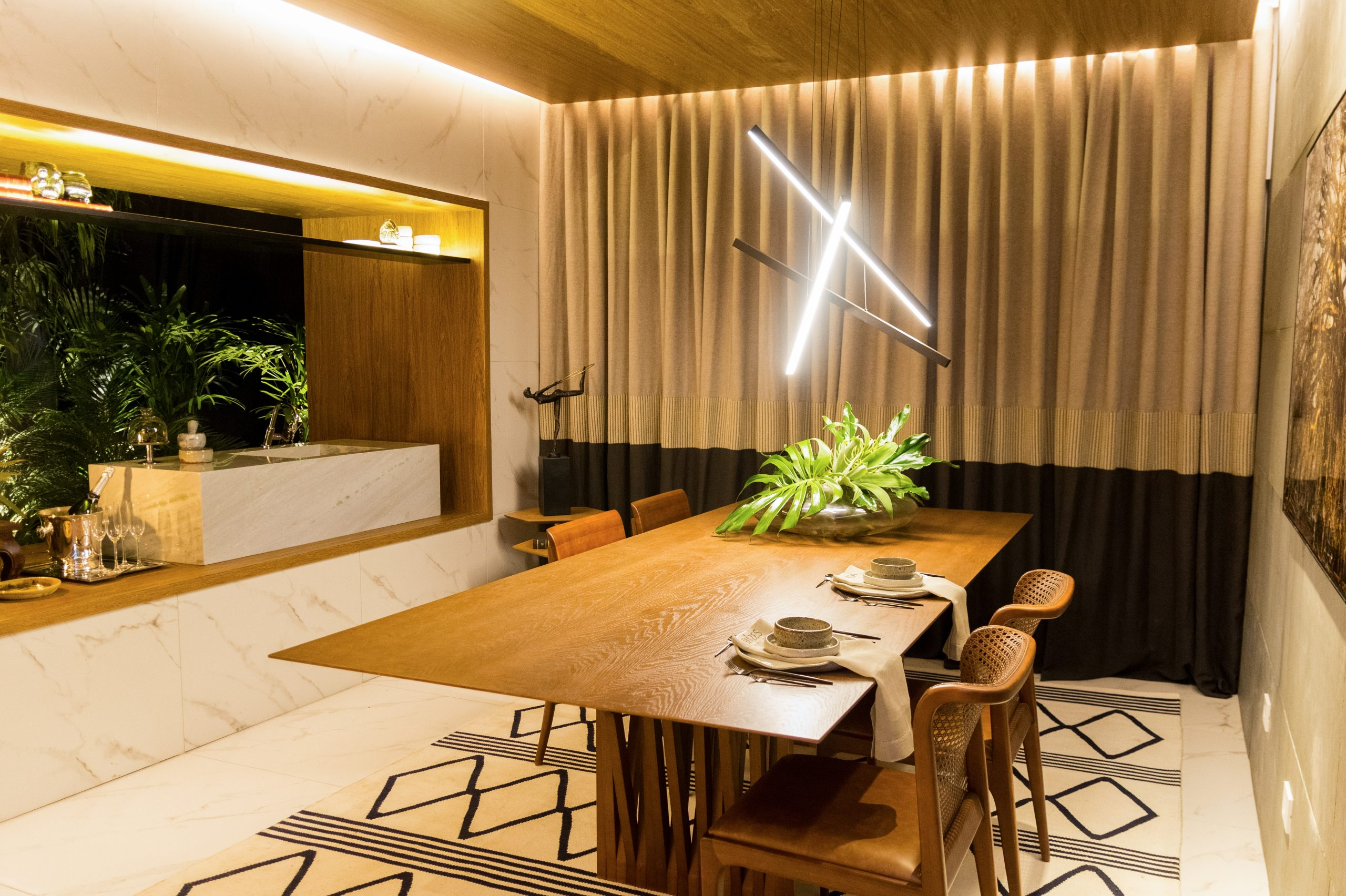 Sala de Jantar - Mostra Morar Bem 2019