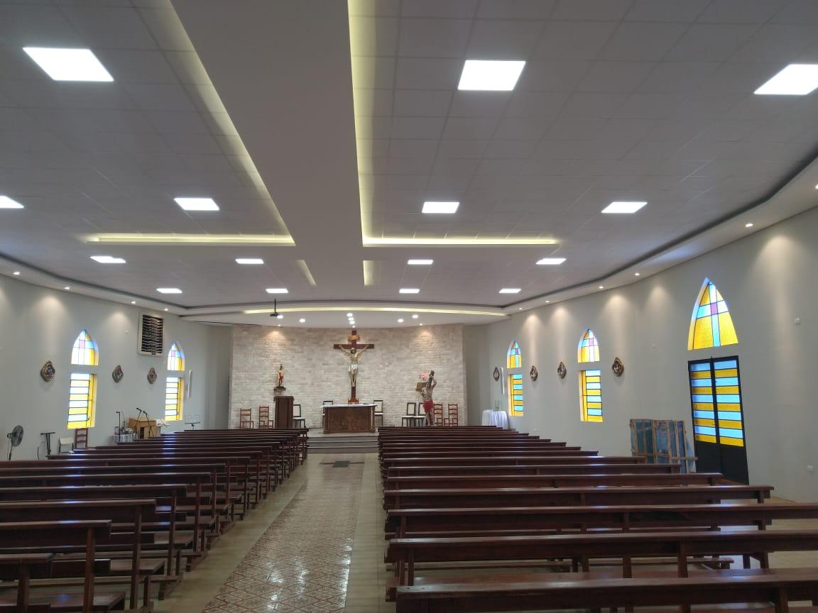 Capela São Sebastião - Campinal - Pres. Epitácio